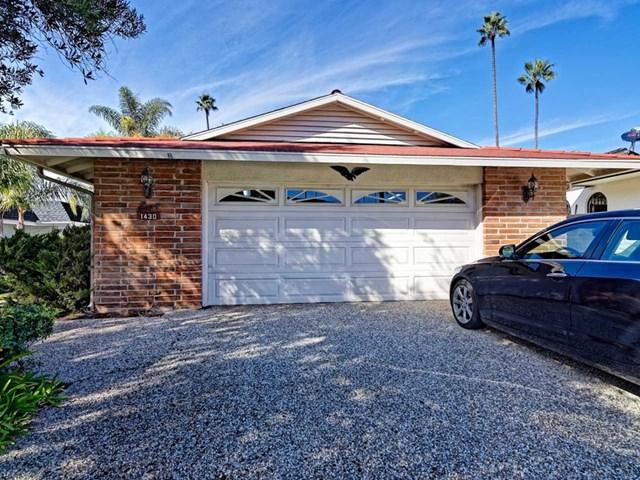1430 La Loma Dr., San Marcos, CA 92078 (#180063990) :: Fred Sed Group
