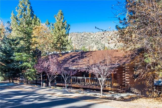 856 Lark Road, Wrightwood, CA 92397 (#IV18276456) :: Fred Sed Group