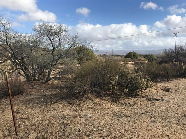 3 Off Old Hwy 80, Jacumba, CA 91934 (#180064349) :: Jacobo Realty Group