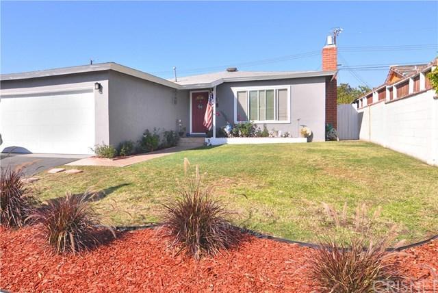 13517 Mineola Street, Arleta, CA 91331 (#SR18275429) :: Fred Sed Group