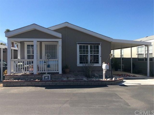 17555 Corkill Road #55, Desert Hot Springs, CA 92241 (#OC18281642) :: Fred Sed Group