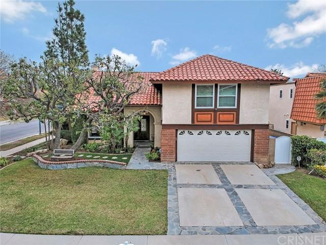 9944 Glade Avenue, Chatsworth, CA 91311 (#SR18281887) :: Fred Sed Group