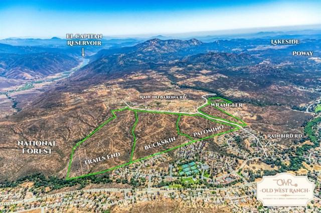 0 Rainbird & Rancho Barona Rd, Ramona, CA 92065 (#180065256) :: Fred Sed Group