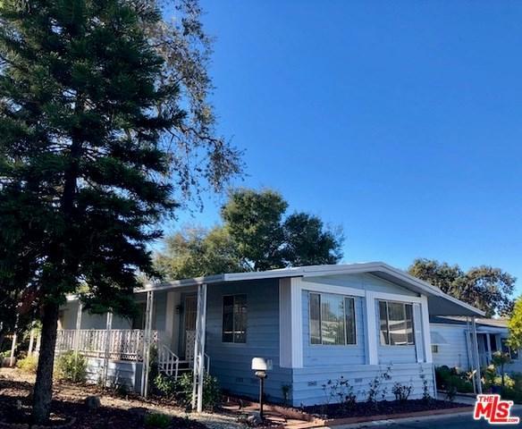 105 Navajo Way #54, Thousand Oaks, CA 91362 (#18412396) :: Fred Sed Group