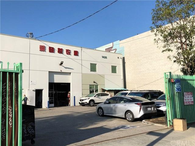 1421 N Main Street, Los Angeles (City), CA 90012 (#WS18284846) :: Fred Sed Group