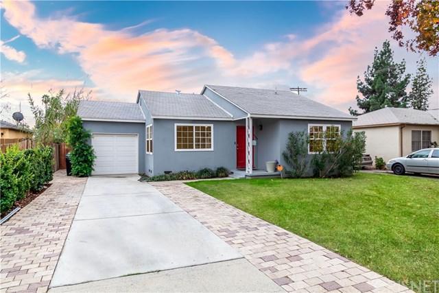 16048 Valerio Street, Van Nuys, CA 91406 (#SR18285279) :: Ardent Real Estate Group, Inc.