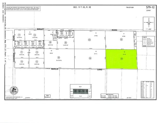0 Off Bailey, Anza, CA  (#CV18285503) :: Fred Sed Group