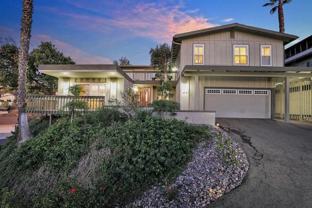 4218 Highland Glen Way, La Mesa, CA 91941 (#180066144) :: Fred Sed Group