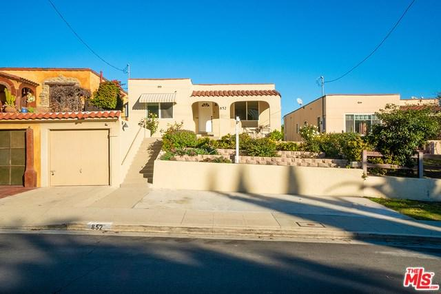 852 W 21ST Street, San Pedro, CA 90731 (#18412962) :: California Realty Experts
