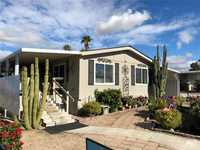 18555 Roberts Road #87, Desert Hot Springs, CA 92241 (#218034172DA) :: Fred Sed Group