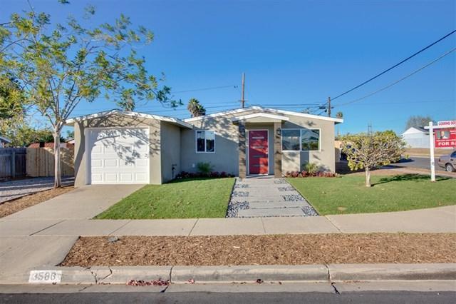 3586 Idlewild Way, San Diego, CA 92117 (#180066258) :: Fred Sed Group