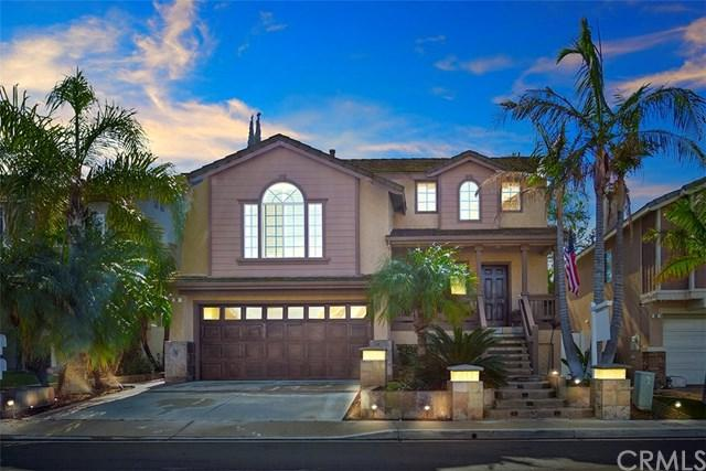 30 Goldmine Street, Trabuco Canyon, CA 92679 (#SW18286222) :: Legacy 15 Real Estate Brokers