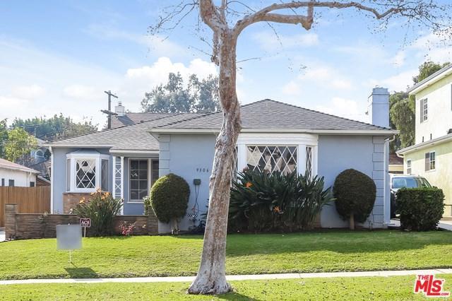9306 Monte Mar Drive, Los Angeles (City), CA 90035 (#18413640) :: PLG Estates