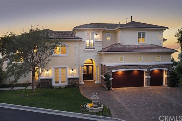 1117 S Pointe Premier, Anaheim Hills, CA 92807 (#TR18285697) :: The Darryl and JJ Jones Team