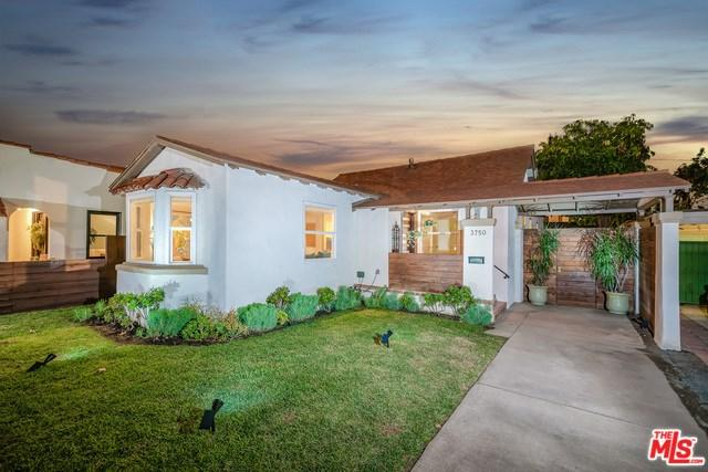 3750 Dover Place, Los Angeles (City), CA 90039 (#18413544) :: Fred Sed Group