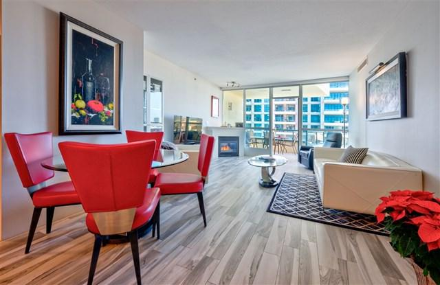 555 Front St #805, San Diego, CA 92101 (#180067205) :: Fred Sed Group