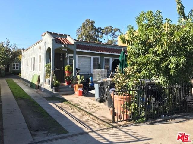 2539 S Ridgeley Drive, Los Angeles (City), CA 90016 (#18415534) :: PLG Estates