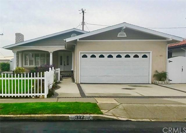 332 N Trotwood Avenue, San Pedro, CA 90732 (#SB18290997) :: Fred Sed Group