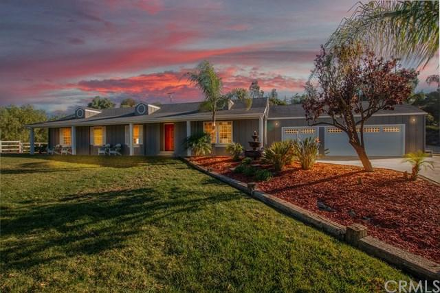 34415 Pauba Road, Temecula, CA 92592 (#SW18291353) :: Fred Sed Group