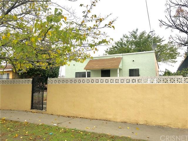 11000 Herrick Avenue, Pacoima, CA 91331 (#SR18291559) :: Fred Sed Group