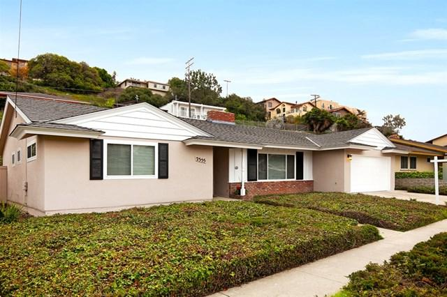 2355 Worden St, San Diego, CA 92107 (#180067528) :: Fred Sed Group