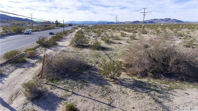 35 Twentynine Palms, Joshua Tree, CA 92252 (#CV18291733) :: RE/MAX Masters