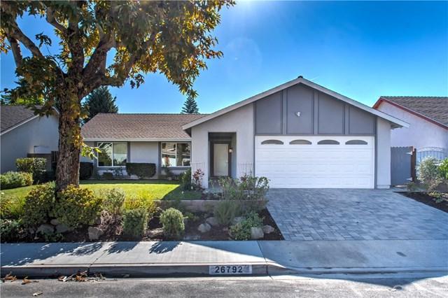 26792 Avenida Domingo, Mission Viejo, CA 92691 (#OC18290877) :: Z Team OC Real Estate
