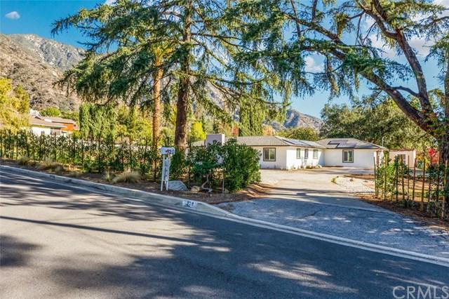 520 N Michillinda Ave, Sierra Madre, CA 91024 (#WS18293125) :: California Realty Experts