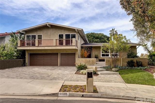 30005 Via Borica, Rancho Palos Verdes, CA 90275 (#PV19006033) :: RE/MAX Masters