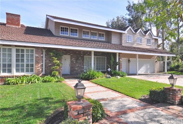 5432 Calvin Avenue, Tarzana, CA 91356 (#SR19011415) :: California Realty Experts