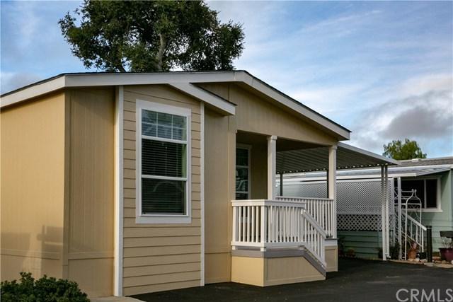 1221 Camino Del Roble #11, Atascadero, CA 93422 (#NS19011917) :: RE/MAX Parkside Real Estate