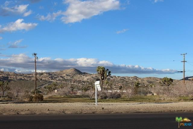 0 Yucca Trail, Yucca Valley, CA 92284 (#19425554PS) :: RE/MAX Masters