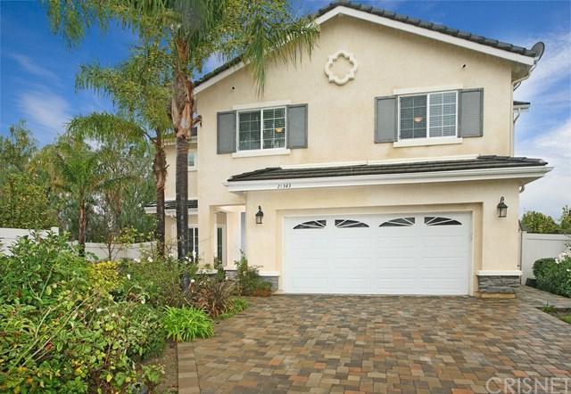 21343 Blackhawk Street, Chatsworth, CA 91311 (#SR19012129) :: California Realty Experts