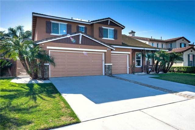 13755 Woodcrest Court, Eastvale, CA 92880 (#IG19015070) :: Hart Coastal Group