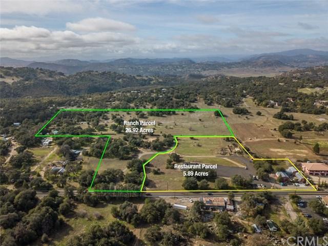 4355 Highway 78, Santa Ysabel, CA 92070 (#SW19015376) :: J1 Realty Group