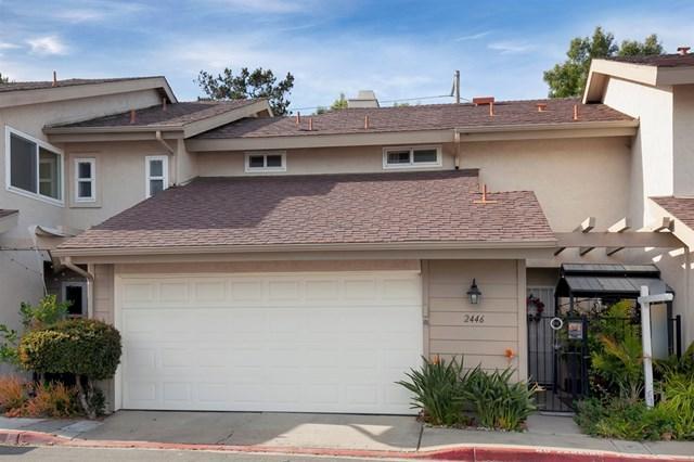 2446 Caminito Venido, San Diego, CA 92107 (#190004359) :: The Laffins Real Estate Team