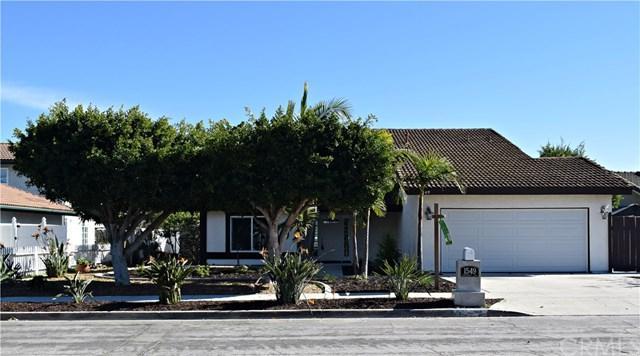 1549 Northcrest Lane, Vista, CA 92083 (#SW19016949) :: Team Tami