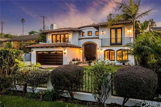 340 Via Colusa, Redondo Beach, CA 90277 (#PV19017943) :: Team Tami