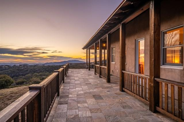 22801 Crescent Heights Road, Santa Ysabel, CA 92070 (#190005430) :: Fred Sed Group