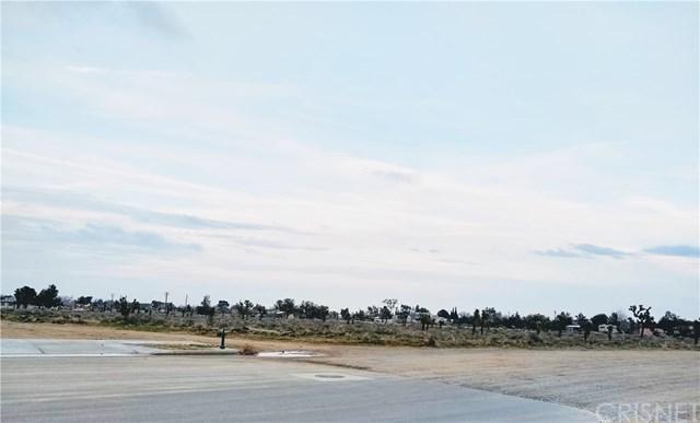 0 Vac/Cor Avenue L8 Pav /25Th St, Quartz Hill, CA 93536 (#SR19024774) :: The Marelly Group   Compass