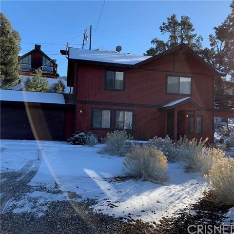2337 Overlook Court, Pine Mountain Club, CA 93222 (#SR19030613) :: The Laffins Real Estate Team
