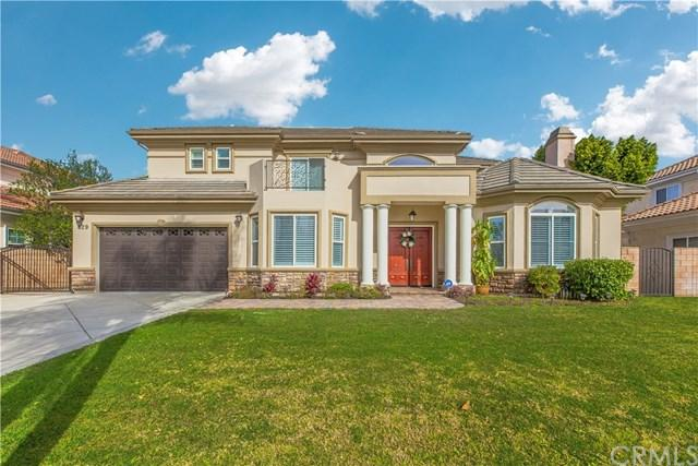 829 Pamela Place, Arcadia, CA 91006 (#AR18267416) :: The Marelly Group | Compass