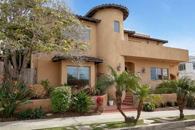 1431 Froude St, San Diego, CA 92107 (#190008392) :: The Laffins Real Estate Team