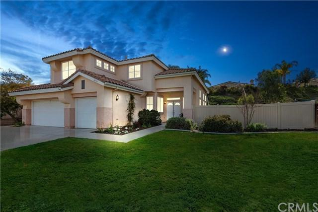42760 Mountain Shadow Road, Murrieta, CA 92562 (#SW19034378) :: The Laffins Real Estate Team