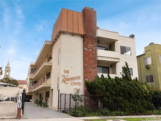 1754 N Kenmore Avenue #301, Los Feliz, CA 90027 (#BB19034487) :: Team Tami