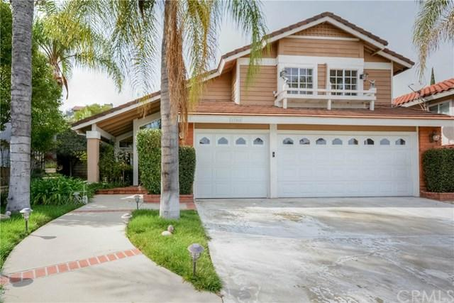 17868 Paseo Del Sol, Chino Hills, CA 91709 (#TR19034643) :: The Laffins Real Estate Team