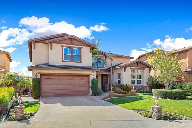 29275 Woodfall Drive, Murrieta, CA 92563 (#SW19034916) :: The Laffins Real Estate Team