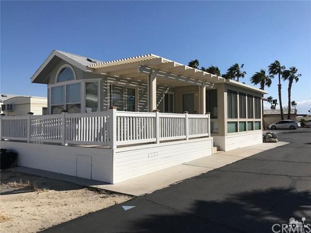 74711 Dillon Road #254, Desert Hot Springs, CA 92241 (#219006085DA) :: Fred Sed Group