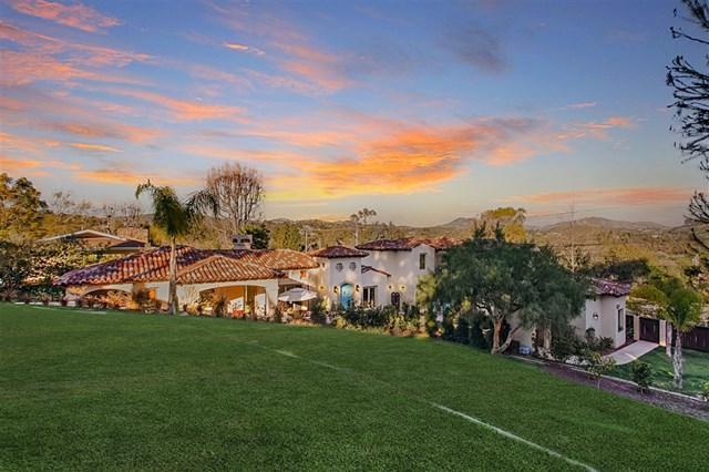748 Rancho Santa Fe Rd, Encinitas, CA 92024 (#190010784) :: J1 Realty Group