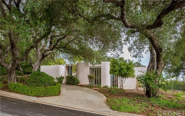 210 Spinks Canyon Road, Bradbury, CA 91008 (#SR19045090) :: The Laffins Real Estate Team